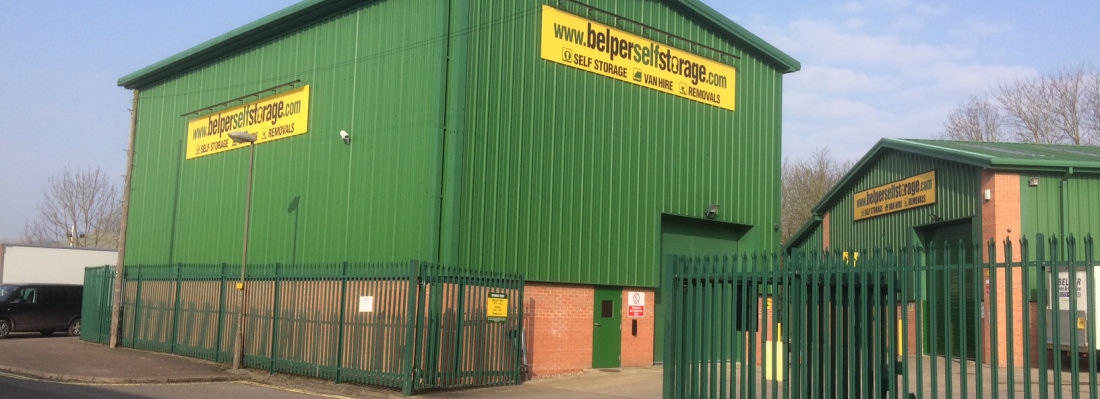 Self Storage Belper
